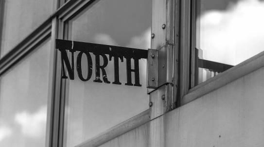 Señalar un norte